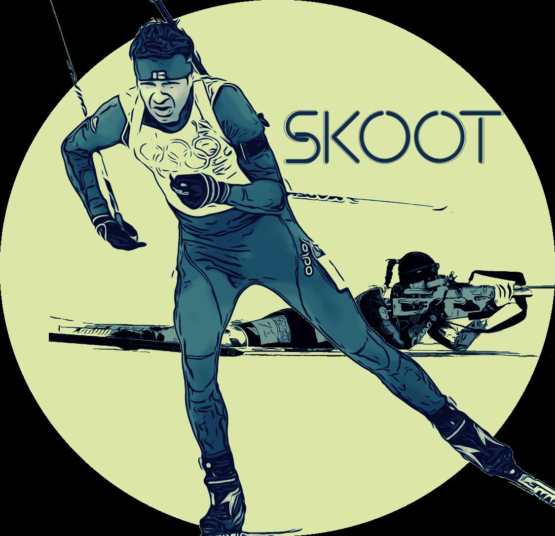 SkootBiathlonBoardgameLogo